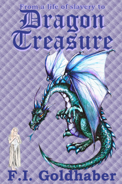 Dragon Treasure by F.I. Goldhaber, author of fantasy, horror and science fiction
